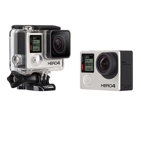 GoPro's 4K HERO4 and $129 Crash Cam