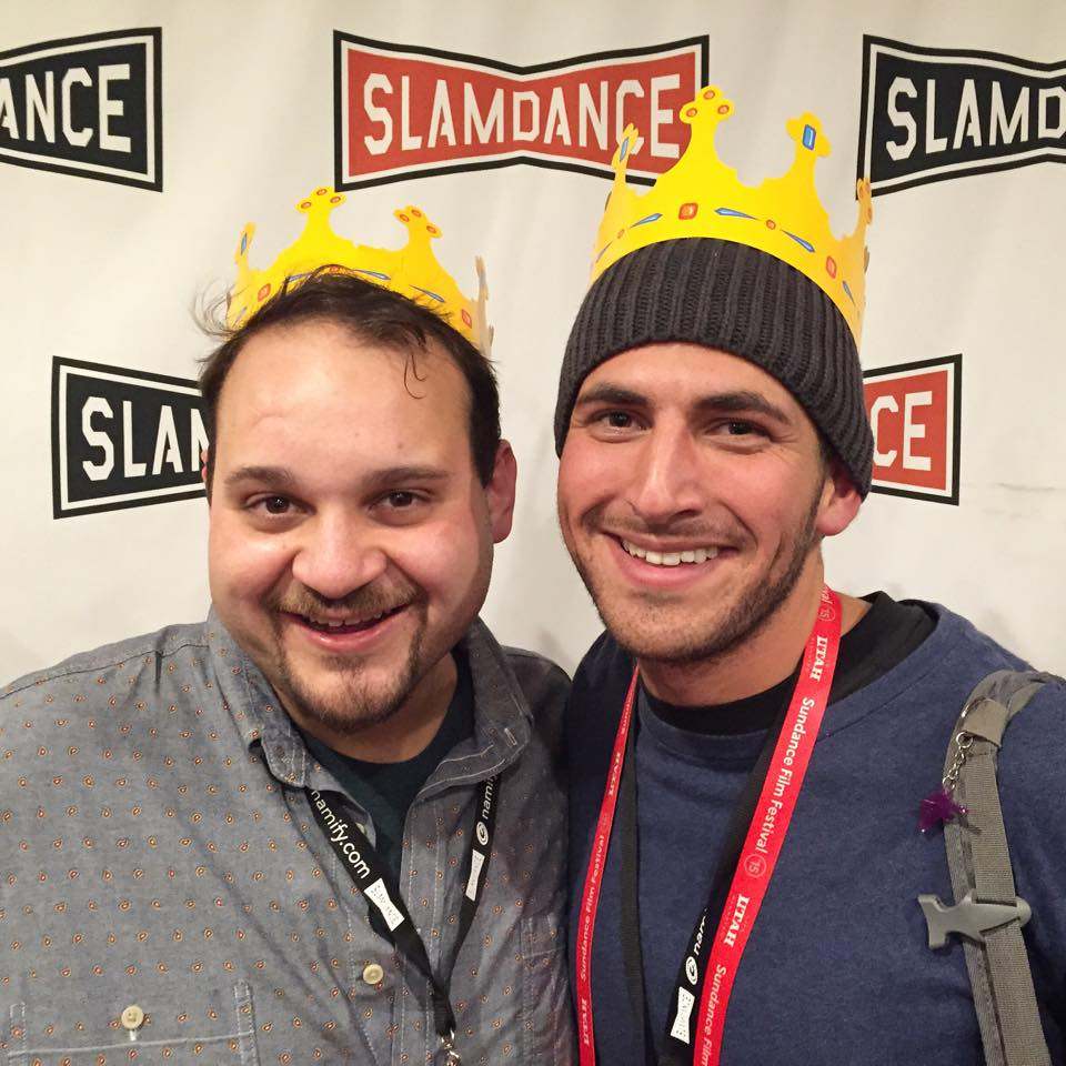Filmmakers Kareem Tabsch & Joey Daoud
