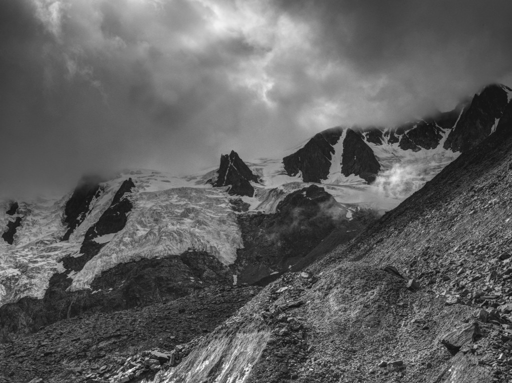 Laughton Glacier