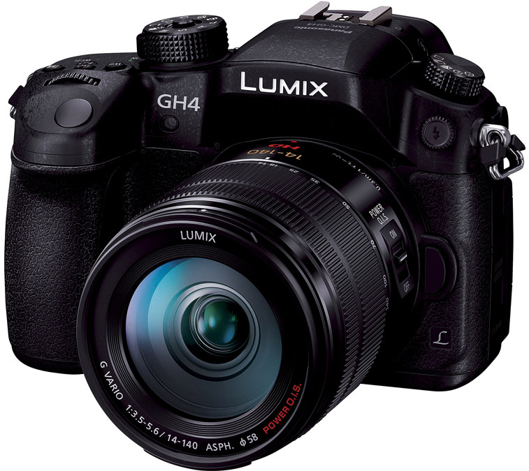 Panasonic GH4 Firmware 2.5 Update – Mostly for stills but some video improvement