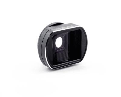 Moondog anamorphic lens