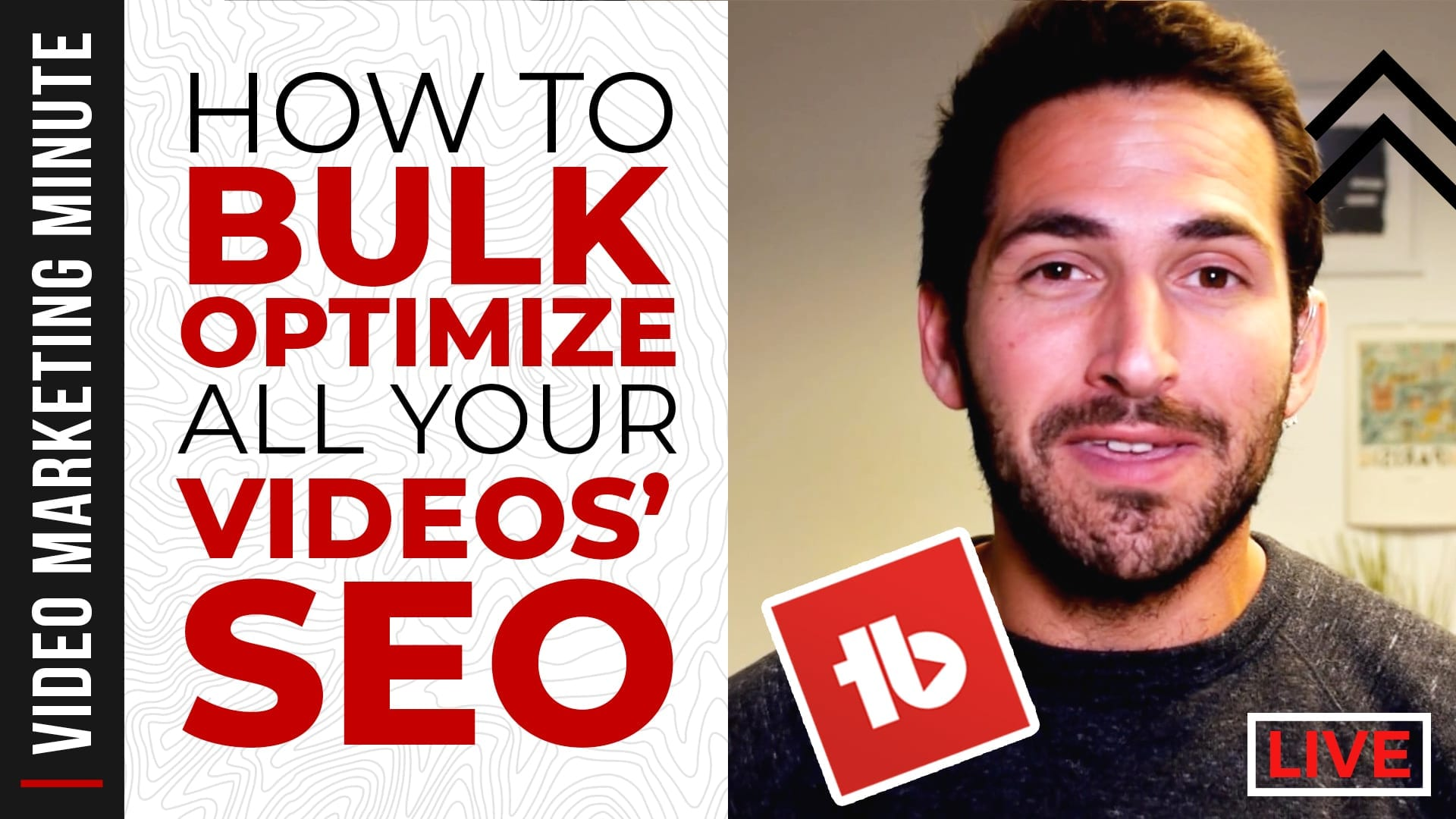 How to Bulk Optimize All Your Videos SEO