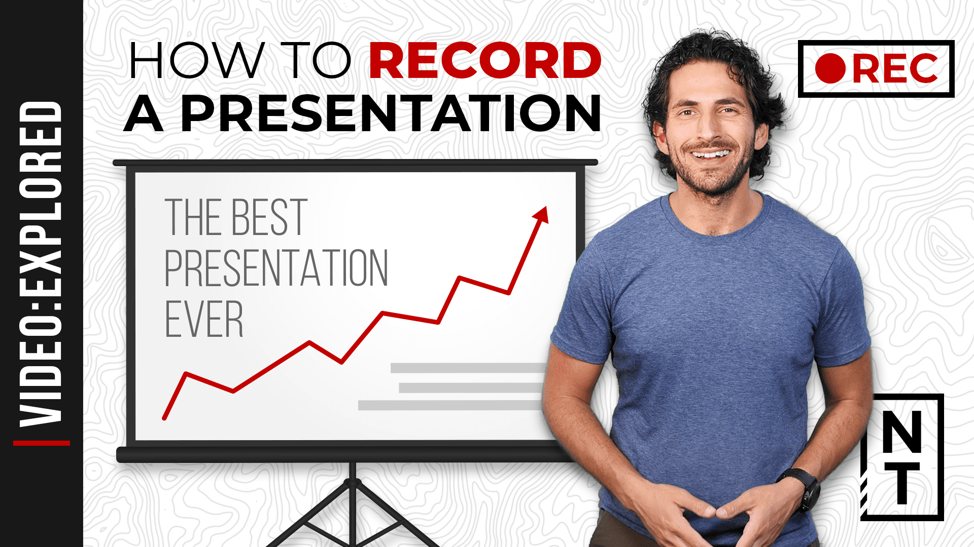 How to Record Your Slide Deck Presentation