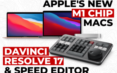 Apple's M1 Chip, DaVinci Resolve 17, and Owning Your Audience  [Video Signal]
