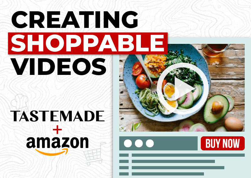 Creating Shoppable Videos with a video streaming mockup